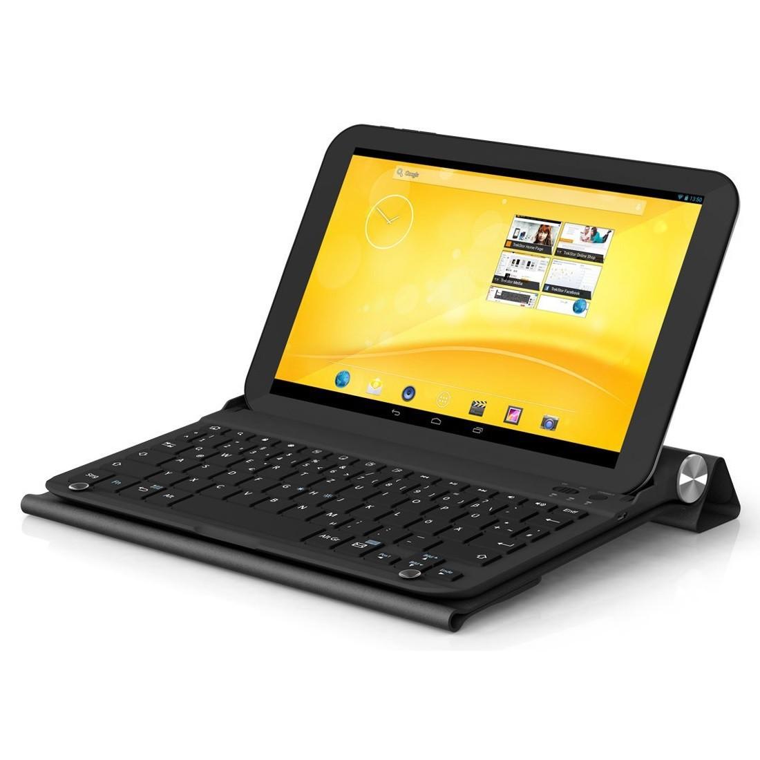 TrekStor Bluetooth® Tastatur für VolksTablet 3G schwarz B